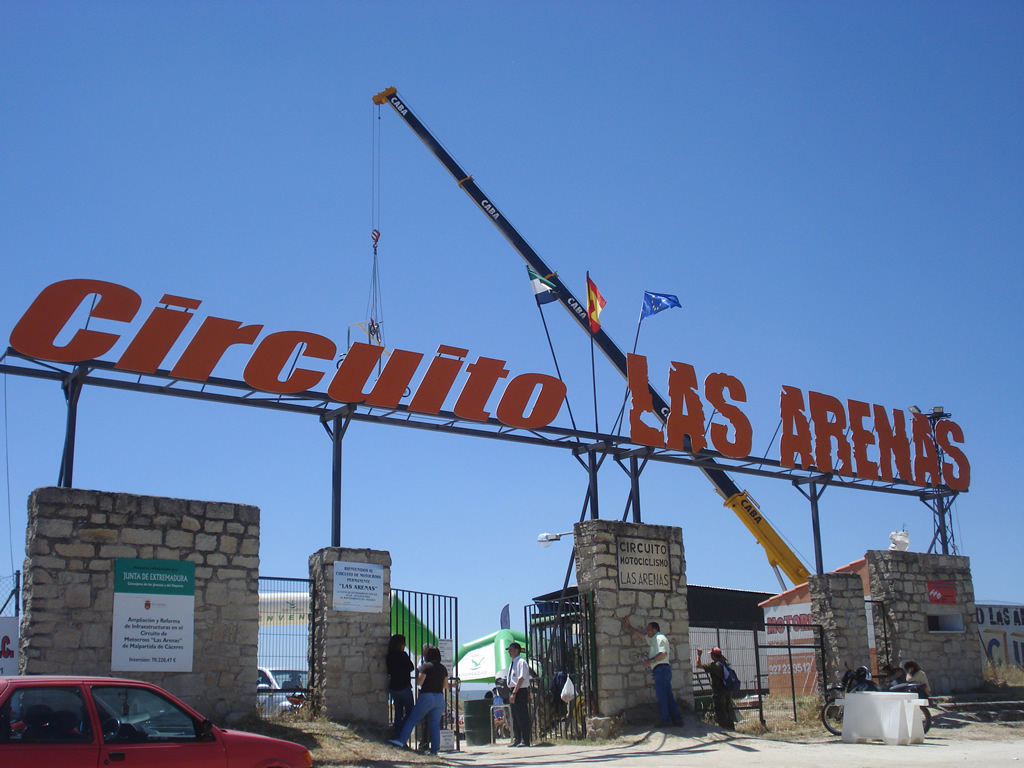Circuit Las Arenas